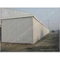 Corrugated Sheet Wall Marquee Tent Semi Permanent Car