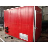 Cheap Automatical Belt Dryer Fruits & Vegetble Processing With Natural Gas, Coal, Steam Heating for sale