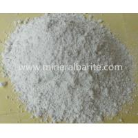 Cheap High BaSO4 Average Particle Size 0.6μm Barium Sulfate Precipitate For Paint for sale