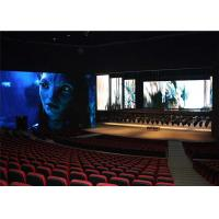 Cheap Indoor P3.91 Stage LED Screen Rental 2880 Htz Refresh With Nationstar SMD2121 LED for sale