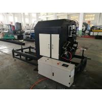 Cheap HDPE Double Wall Corrugated Pipe Machinery , Corrugated Pipe Extrusion Line SBG-250 for sale