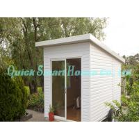 Quality Light Weight Portable Small Modular Homes , Beautiful Pre Built Homes wholesale