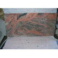 Cheap Multi Color Red China Nutral Stone  Granite 12X12 Paving facing the cap tiles slabs for sale