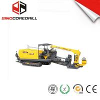 Cheap 480 KN 23500NM Horizontal Directional Drilling Rigs CE ISO certification for sale