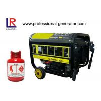 China Portable Natural Gas Generators For Home Use 2.0 kW / 2.5 Kw Power Compact on sale