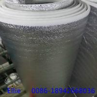 Cheap Best price for EPE foam 5mm with foil for underlayment for sale