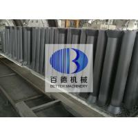 Cheap Chemical Resistance Ceramic Burner Nozzle For Tunnel Kilns Flaming Tubes for sale