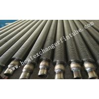 Cheap SA192 Seamless carbon steel tubes, high frequency resistance welded fin tubes with solid or serrated fins wholesale