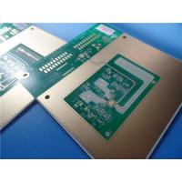 Buy cheap HDI High Frequency PCB 4 Layer With Blind Via Immersion Gold and 1.1mm thick board from wholesalers