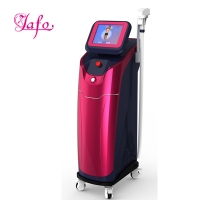 Cheap LF-644A high quality 810 diode laser hair removal machine / laser 810nm epilation machine CE approved for sale