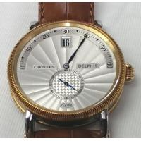 China Original Chronoswiss Automatic Swiss Watch - Delhis - Gold / Stainless Steel on sale