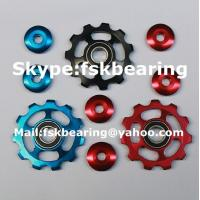 China C0 / C3 Hybrid Ceramic Bearings For Bicycle , High Precision on sale