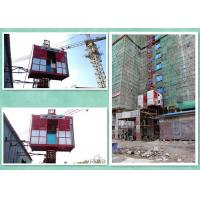 Cheap Temporary Construction Hoist Elevator For Personnel And Materials Lifting for sale
