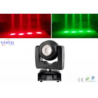 Cheap High Brightness RGBW 60W LED Spot Moving Head Light Home Party Disco Lighting for sale