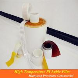Cheap high temperature PI Film/PI Label for sale