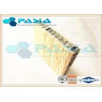 Cheap High Strength Thin Marble Panels , Marble Veneer Sheets With Flamed Stone Finish for sale