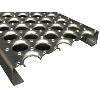 China Aluminum Perforated Metal Sheet Perf O Grip Safety Grip Strut Grating Floor on sale