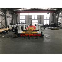 3 Ply Corrugated Cardboard Production Line 1800mm Hydraulic Mill Roll Stand