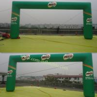 Cheap Advertising Oxford Fabric Inflatable Arch with Fashion Style for Party , Festival for sale