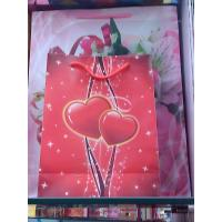 Cheap printed packing paper handbag for sale