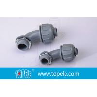 "Buy cheap 3/4"" Nonmetallic Nylon 90 Degree Connector for Liquid Tight Conduit/PVC Liquid from wholesalers"