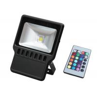 Cheap Remote Control Garden RGB  LED Flood Lights Outdoor 100W CE RoHS for sale