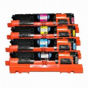 Cheap Remanufactured Color Toner Cartridge (C9703) for HP Laser Jet 1500/2500 for sale