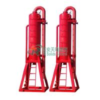 China High Quality Mud Gas Separator in Oilfield Well Drilling Mud System , API Standard Drilling Mud Gas Separator on sale