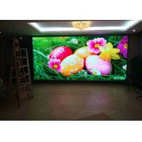 Buy cheap Ultra Light / Thin Led Advertising Display Board P3 High Resolution 900 Nits from wholesalers