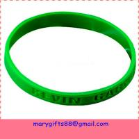 Quality top quality silicone rfid bracelet for sale
