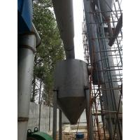 Cheap 5000 bags/day natural gas perlite expanded furnance Q235 material height 10500mm for sale