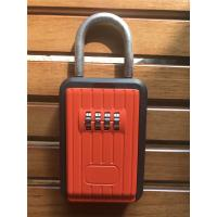 Cheap Outdoor Car Combination Portable Key Lock Box Digit Dialing Type for sale