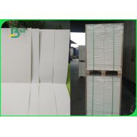 Cheap 300GSM Bleached Cardboard Paper Roll / C1S Coated Paper For High End Packaging for sale
