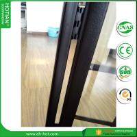 Cheap Customized single metal casement window with steel glazing hardware wholesale
