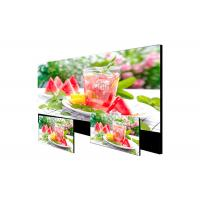 Cheap LED Panel Seamless Video Wall LCD Monitors Displays 50 Inch Wide Viewing Angle for sale