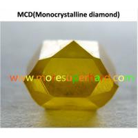 Cheap Single Crystal Synthetic Diamond for sale