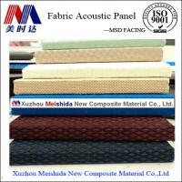 China Soundproof Fiberglass Acoustic Panel For Studio on sale