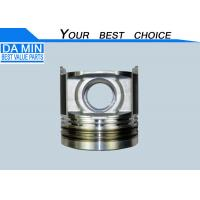 Quality Lightweight ISUZU Diesel Engine Piston For CXZ 6WF1 1121119990 High Performance wholesale