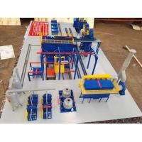 Cheap Customized Power Green Sand Moulding Machine / Sand Casting Machine Resin Sand Casting Process for sale