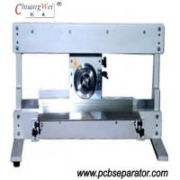 Cheap Rigorous v-cut machine high standard material manual type manufactory for sale