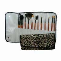 Cheap Makeup Case with Wooden Handle for sale