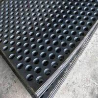 China Punching Perforated Sheet Metal w/ Rectangle/Round/Square/Hex Holes Style, PVC w/ Different Material on sale