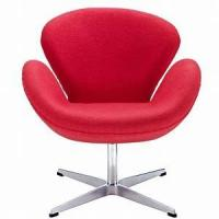 Cheap Modern Leisure Furniture lobby and lounge areas Arne Jacobsen Swan Chair for sale