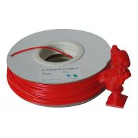 Cheap Nylon 1.75mm Red 3D Printing Filament for 3D printer with makerbot for sale