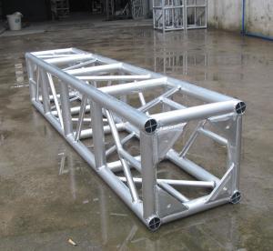 Stage Fixed 6061-T6 Aluminum Spigot Truss , Lightweight Exhibition Truss System