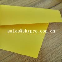 Cheap Custom Matt PVC Film Sheeting REACH Quality PVC Plastic Sheet 0.3mm - 2mm for sale