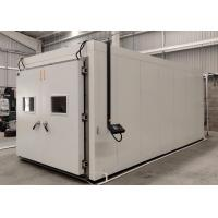 Quality Environmental High And Low Temperature Humidity Controlled Chamber For Car Auto wholesale