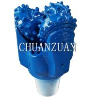 Cheap sealed bearing tci tricone drilling bits suppliers  8 1/2inch 215.9mm  TCI tooth tricone drilling bit for rock for sale