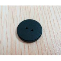 China Round two holes Laundry Tag, UHF Gen2 Laundry Tag, RFID Washing tag, High temperature on sale