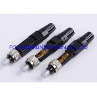 Cheap FC Field Installable Fast Connector For FTTH Cable / Indoor Patch Cable wholesale